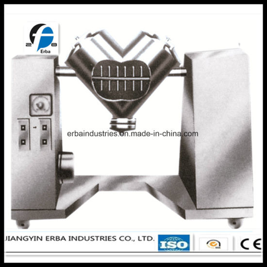 VI Automatic Infeed Forced Stirring Type Mixer