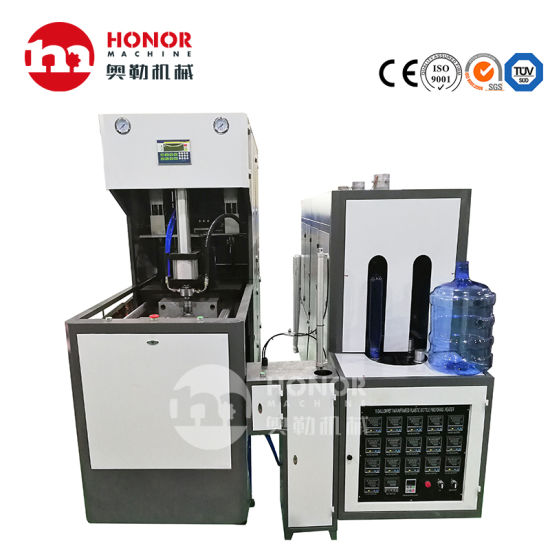 10L/15L/20L Pet Bottle Fruit Juice Packaging Sealing Production Line Plastic Blow Injection Molding/Moulding Equipment