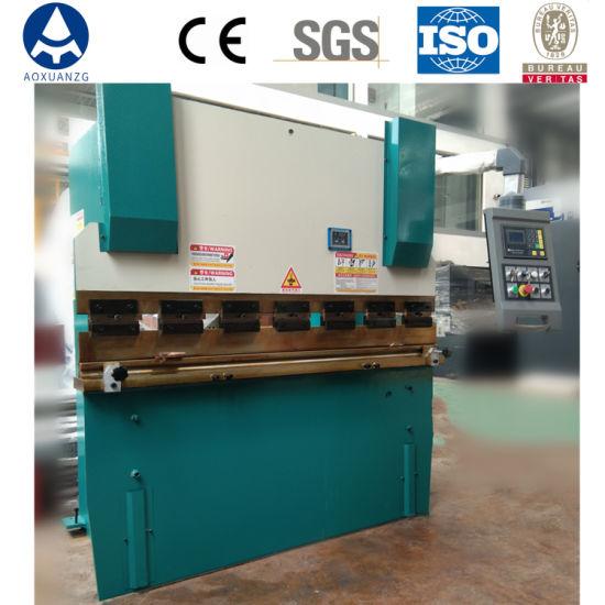 High Quality CNC Press Brake, Plate Bending Machine, Metal Folding Machine with MD11 System