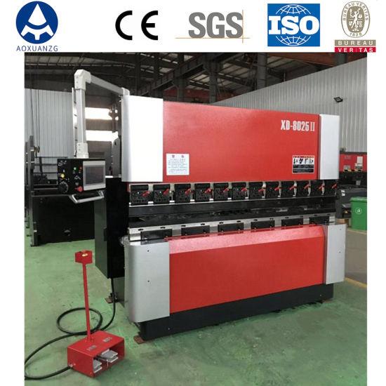 Sheet Metal Under Drive CNC Hydraulic Press Brake Machine/Plate Bending Machine
