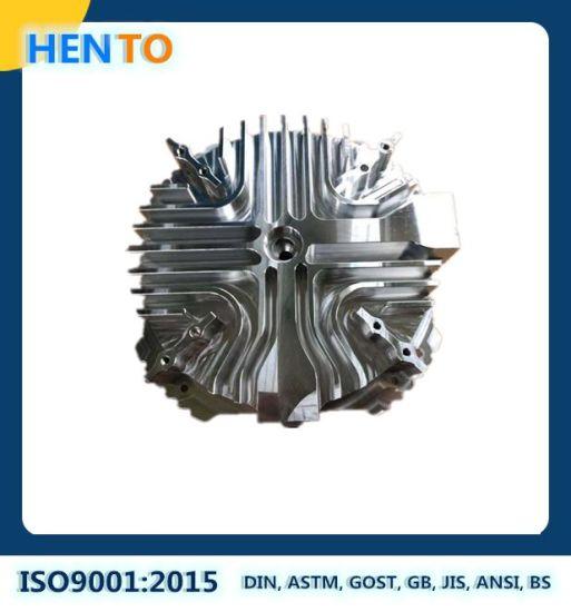 Customized Aluminum Alloy OEM Precision CNC Machining Aluminum Parts for Air Compressor