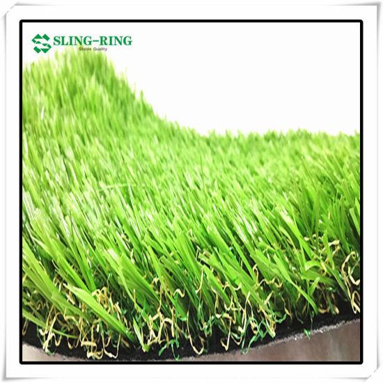 High Density Cheaper Artificial Landscape Grass for Backyard