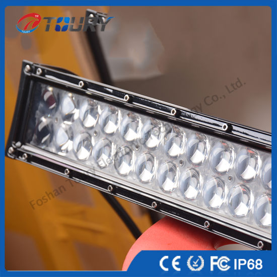Curved 4X4 LED Light Bar for Auto ATV Parts pictures & photos