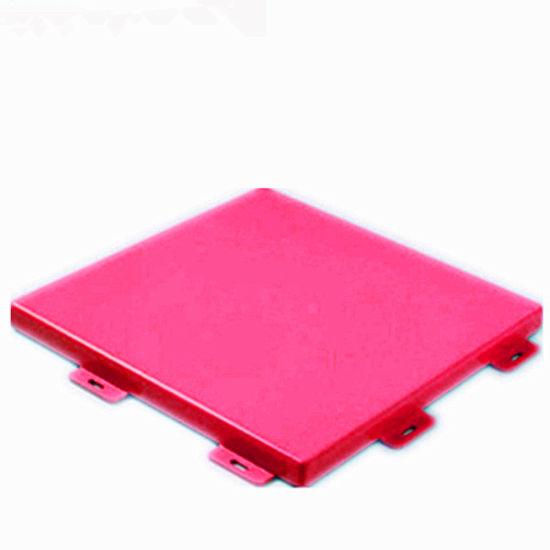 Wholesale Good Quality Aluminium Veneer/Aluminum Solid Panel/Aluminum Ceiling Board