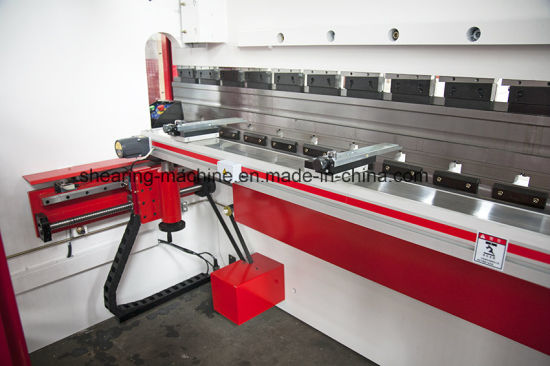 Jsd Hydraulic CNC Press Brake MB8-150tx2500 pictures & photos