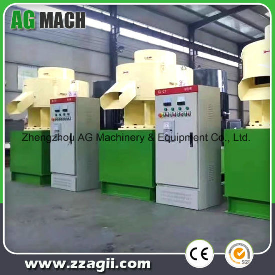 Bioful Rice Husk Pellet Making Press Machine From China pictures & photos