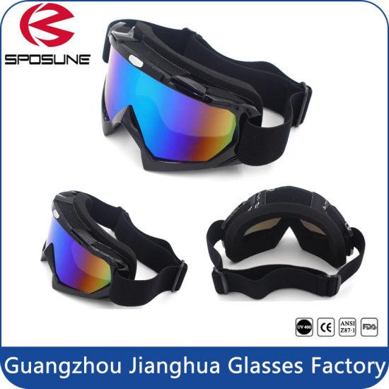 7a6b607043d Eye Protective Motorcycle Eyewear Motocross Riding Goggles pictures   photos