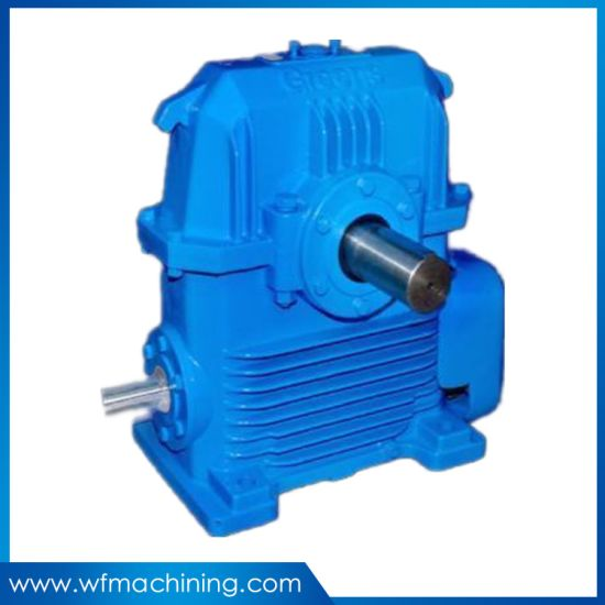 OEM Foundry Gearbox/Gear Box Sand Casting with CNC Machining