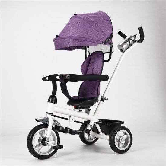 New Model Kids Three Wheel Cycle Tricycle Baby Carrier Tricycle pictures & photos
