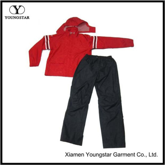 Cheap Men's Polyester Leisure Sports Suit / Sports Garment
