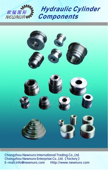 Carbon Steel Weld Oil Port for Hydraulic Cylinder pictures & photos