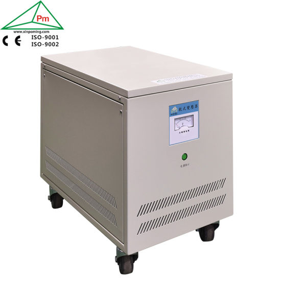 15kVA Distribution Three Phase Ei Toridal Variable Automatic Voltage Transformer (10kVA/20/30kVA/45kVA/60kVA/75kVA/100kVA/120kVA/150kVA/200 kVA Customizable)