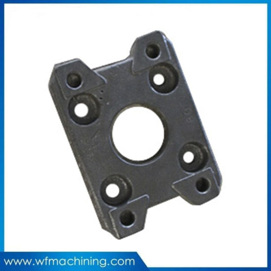 1.435/1.4401 CNC Machine Center Cutting Machining Parts for Hydraulic Cylinder