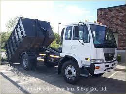 HOWO 6X4 Big Horse Power Roll off Garbage Truck pictures & photos