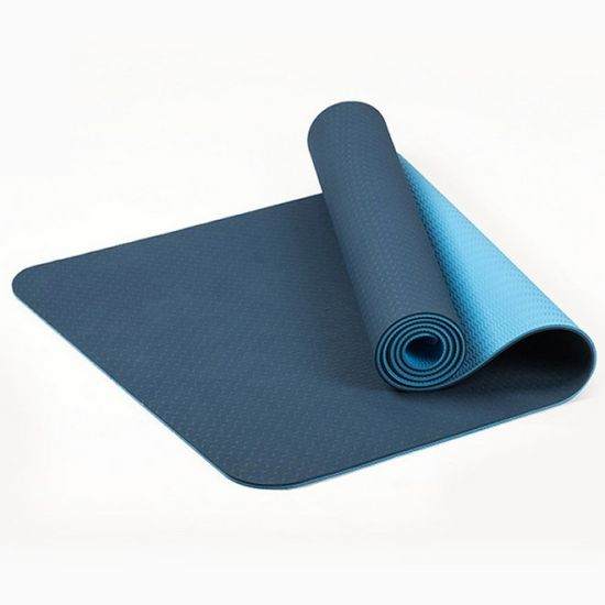 High Quality Custom Cheap Brand Yoga Mat pictures & photos
