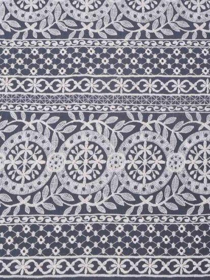 Organza Lace Fabric for Wedding Dress
