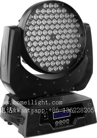 108 PCS 3W LED Moving Head for Event Show KTV Disco Stage Light