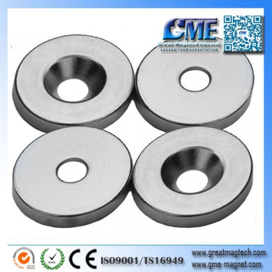 China Magnet for Door Closer Catch and Lock - China Magnet