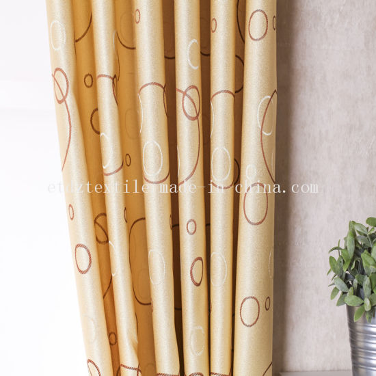Delicate Designs 2017 Window Curtain Fabric pictures & photos