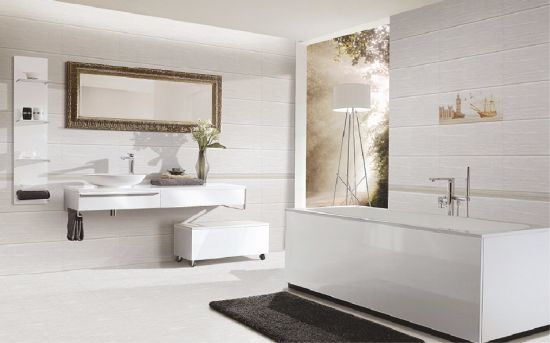 china high glossy white glazed ceramic wall tile china ceramic