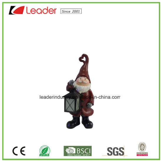 Polyresin Snowman Tealight Holder Christmas Ornaments for Xmas Decoration and Home Decoration pictures & photos