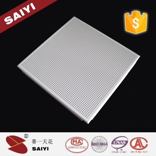 2018 Topsale Chinese Supplier ISO9001 2008 Moisture-Proof Decorative Ceiling Plate & 2018 Topsale Chinese Supplier ISO9001: 2008 Moisture-Proof ...