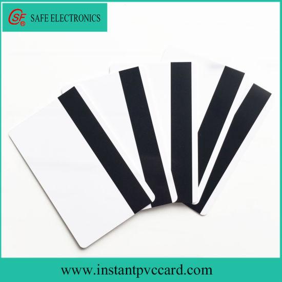 Inkjet Magnetic Stripe PVC Card for Business Card