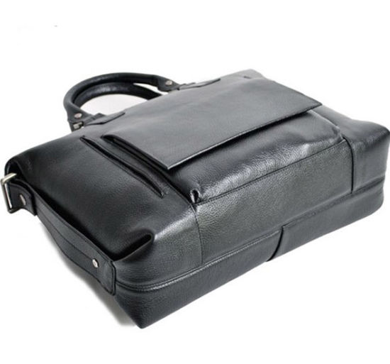 Man′s Genuine Leather Business Briefcase Handbags Adjustable Shoulder Tape (RS-VM0003) pictures & photos