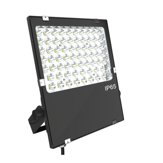High Quality Narrow Angle 70W 75W LED Flood Light with Electroplate Lens pictures & photos