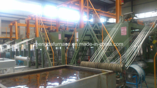 Continuous Type Stainless Steel Wire Annealing Treatment pictures & photos