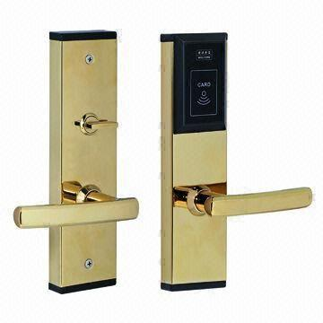 Hotel Waterproof Electronic Door Proximity Card Lock pictures & photos