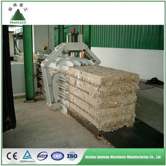 Baler Machine for Occ, Garbage, Waste Paper, Cardboard, Straw, Plastic, Pet/Hydraulic Baling/Horizontal/ Recycling Baler/Automatic/Auto Tying/Auto Tie