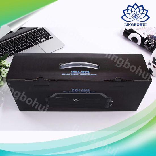 Wireless Bluetooth Audio Amplifier Support FM, TF and USB Slot pictures & photos
