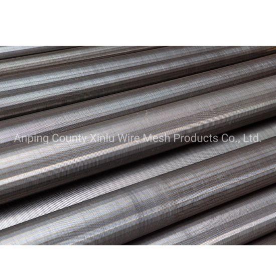 Johnon Screen Stainless Steel Water Well Screen Stainless Steel Filter Oil Net