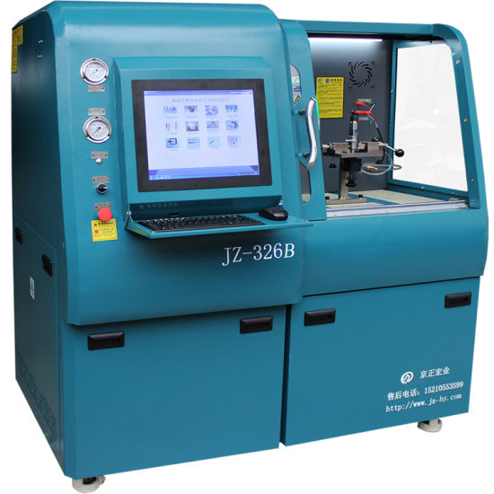 Ima Coding Common Rail Injector Test Bench
