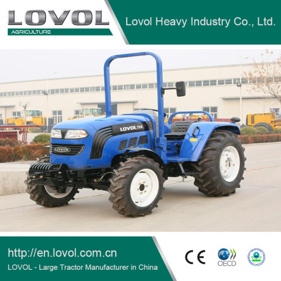 Foton Lovol 70HP Orchard Tractor with CE&ISO9000 pictures & photos