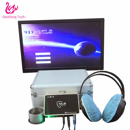9d Nls Body Health Detect Machine with Repair Treatment Function pictures & photos