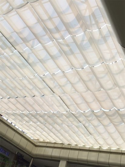 Shopping Mall Roof Window Blinds Sunshade Sunshutter pictures & photos
