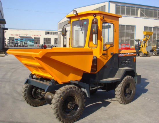 1ton 1000kg Mini Dumper pictures & photos