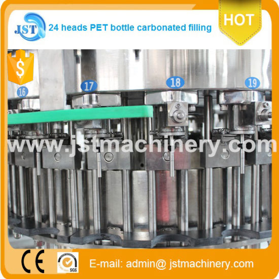 Hot Sale Carbonated Beverage Filling Machine pictures & photos