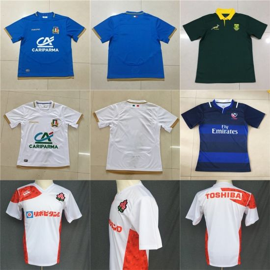 01636517016e China 2018 USA South Africa Japan Italy Home Away Rugby Jerseys ...