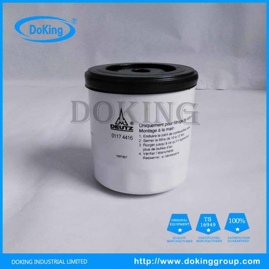 Deutz Oil Filter 01174416 with High Quality