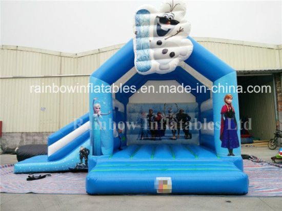 Inflatable Products Inflatable Bouncer with Slide pictures & photos