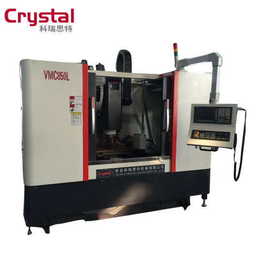 Low Cost Cnc Machine 3 Axis Cnc Milling Machine Vmc850