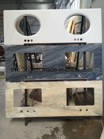 Granite/Marble/Quartz Stone Counter Top Polished Slab Vanity Top Kitchen Countertop