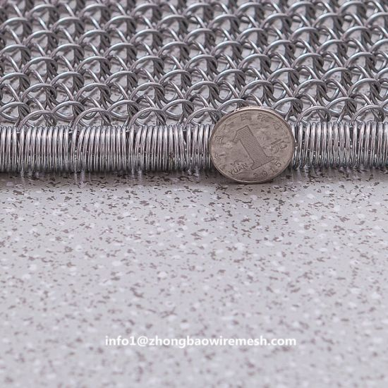 Stainless Steel Coil Door Mat/Coir Mat/Grid Door Mat