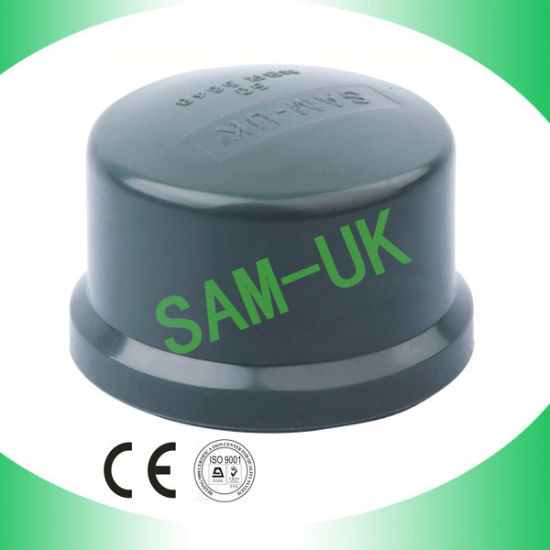Best Price and High Quality PVC End Cap pictures & photos