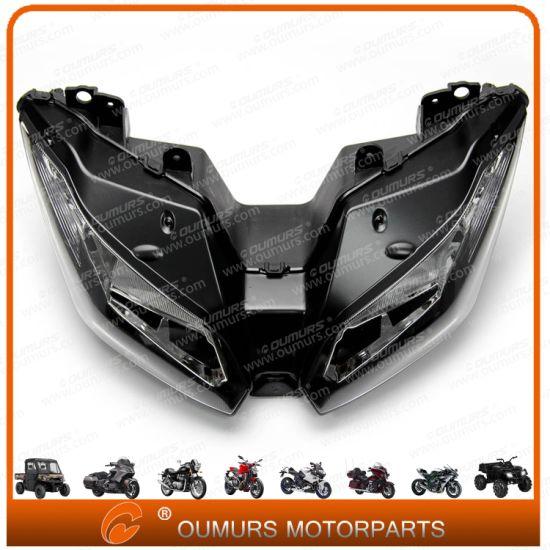 China Motorcycle Parts Aftermarket Head Lamp Assy for Kawasaki Ninja