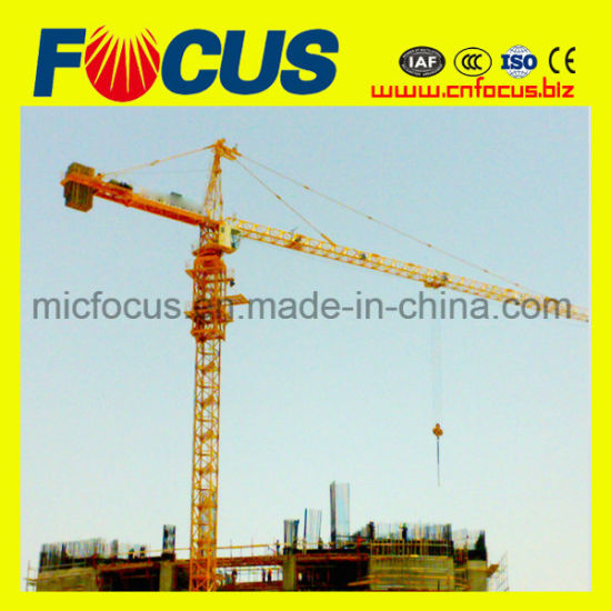 2 Ton Qtk20 Fast Assembly Tower Crane for Sale pictures & photos