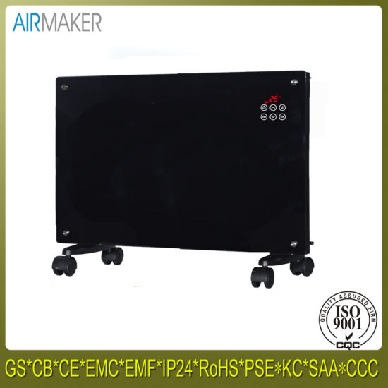 High Quality Glass Panel Mechanical Control Convector Heater pictures & photos